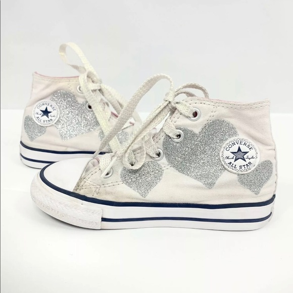 Converse Other - Converse All Star Toddler High Top Shoes